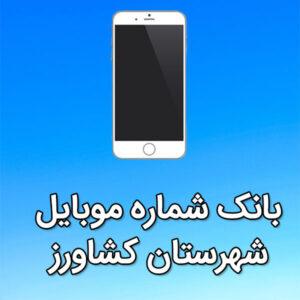 بانک شماره موبایل كشاورز